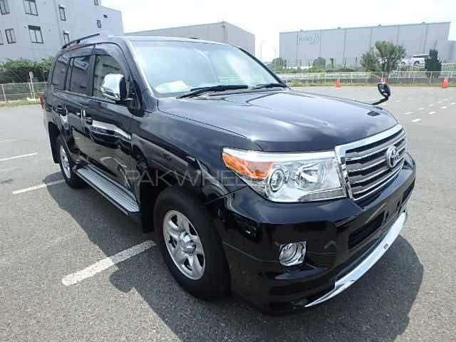 Toyota Land Cruiser GX 2013 Image-1