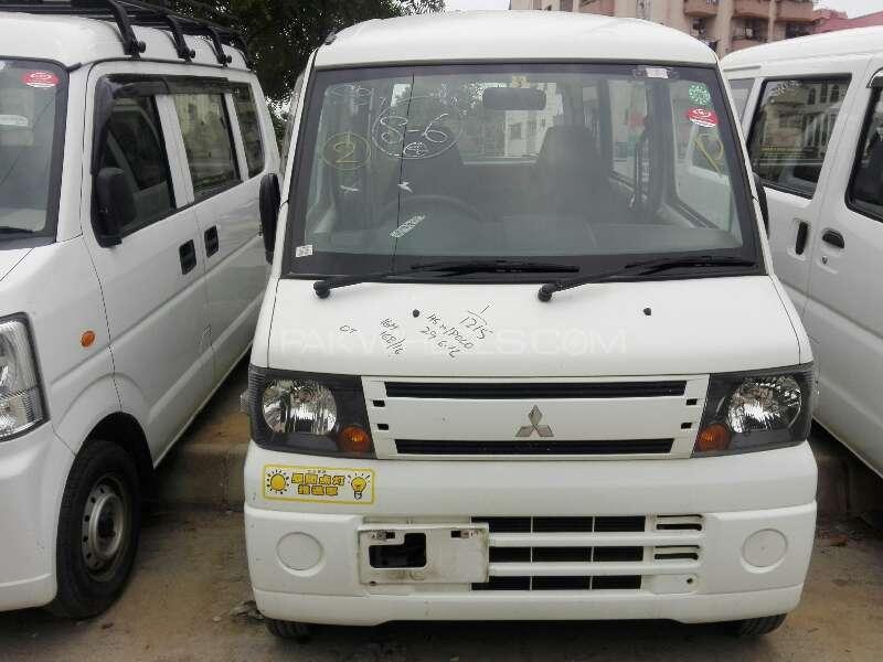 Mitsubishi Minica 2011 Image-1