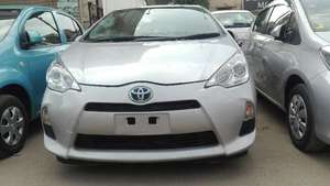 Toyota Aqua S 2014 for Sale in Karachi