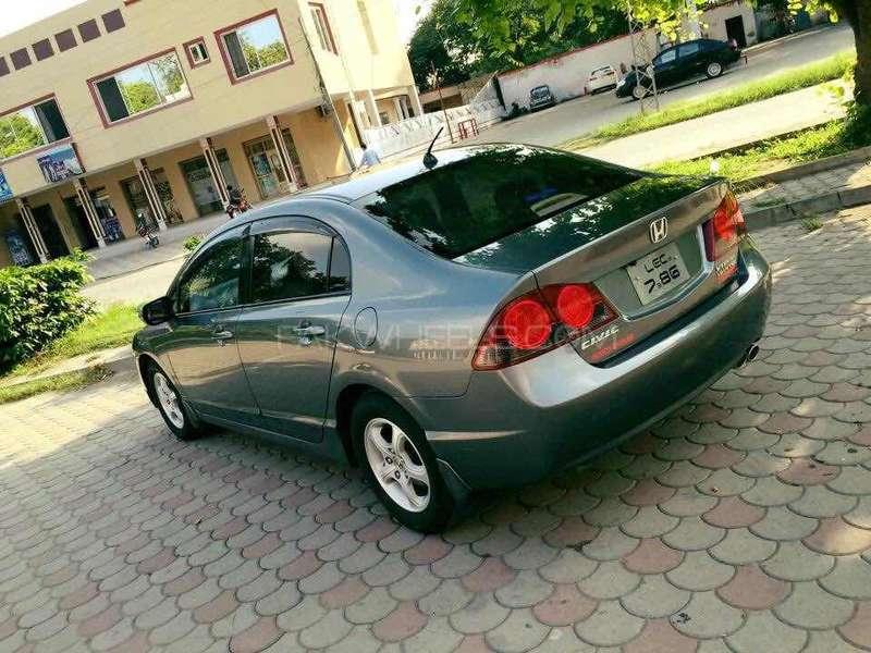 Honda Civic VTi Oriel 1.8 i-VTEC 2012 Image-5