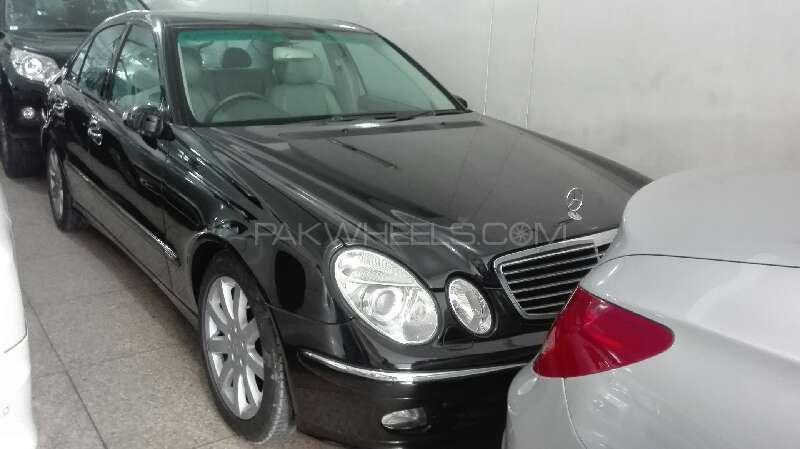 Mercedes Benz E Class E320 2006 Image-1