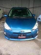 Toyota Aqua S 2013 for Sale in Gujranwala