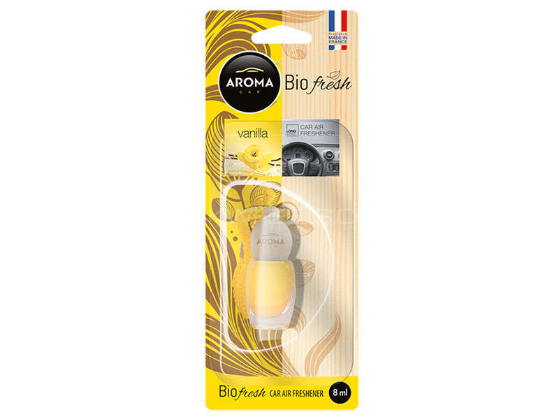 AROMA Bio Fresh - Vanilla  Image-1