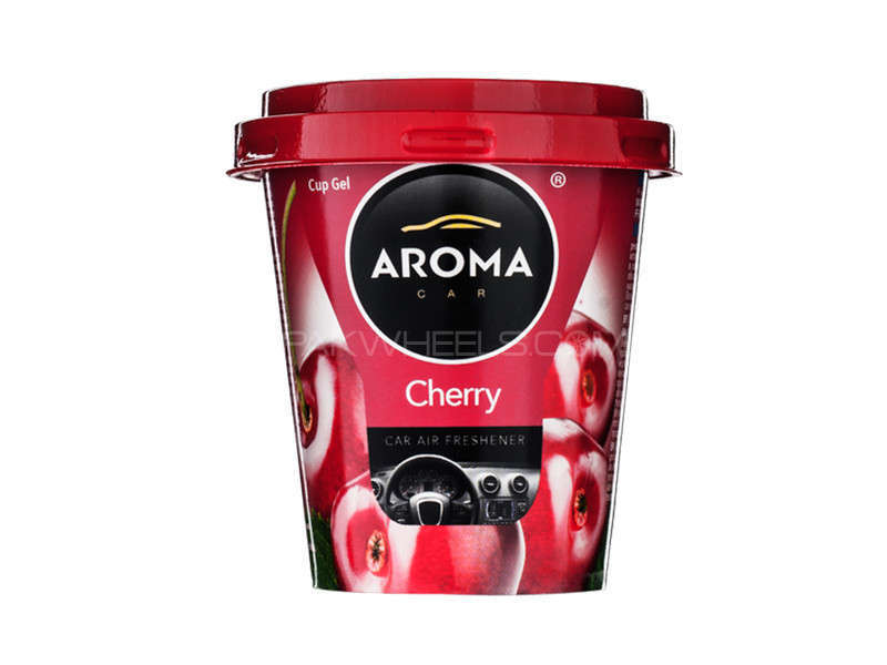AROMA CUP GEL - Cherry Image-1