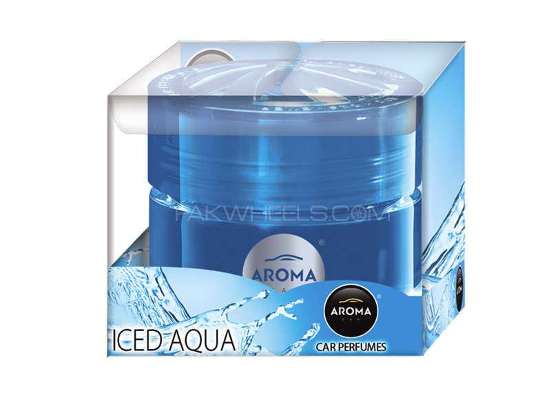 AROMA GEL LONG LASTING - Iced Aqua Image-1
