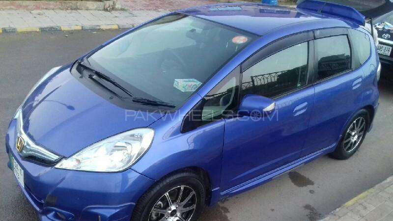 Honda Fit Hybrid Navi Premium Selection 2011 Image-11