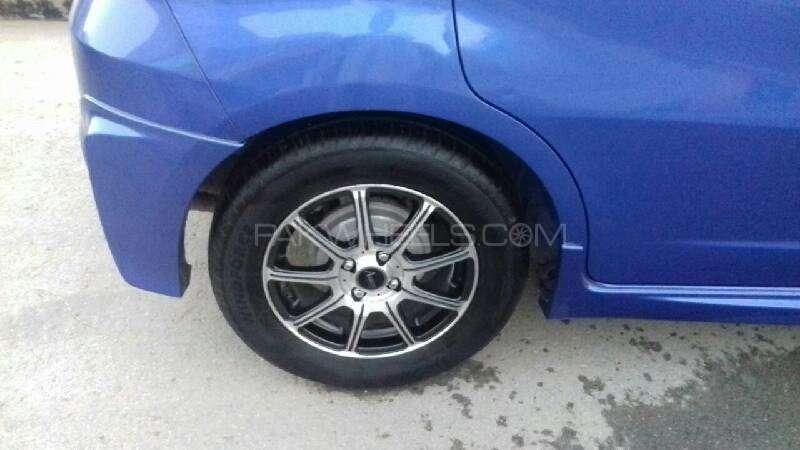 Honda Fit Hybrid Navi Premium Selection 2011 Image-13