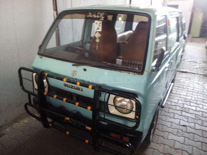 Suzuki Bolan DLX 1983 Image-1