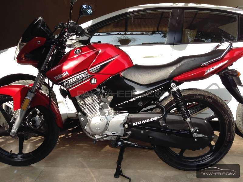 used yamaha ybr 125 2016 bike for sale in lahore 167728 pakwheels. Black Bedroom Furniture Sets. Home Design Ideas