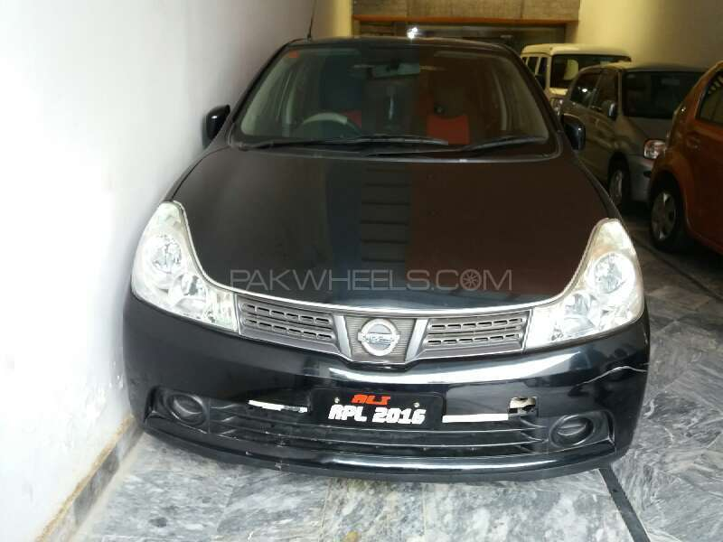 Nissan Wingroad 2006 Image-1