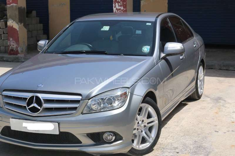 Mercedes benz c class 2008 for sale in islamabad pakwheels for 2008 mercedes benz c class c300 for sale