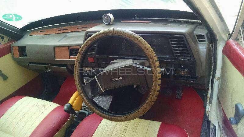 Nissan Sunny LX 1986 Image-7