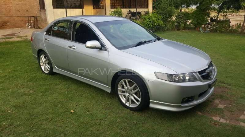 Honda Accord Type S Advance Package 2003 Image-3