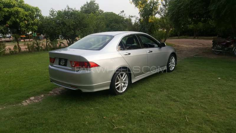 Honda Accord Type S Advance Package 2003 Image-4