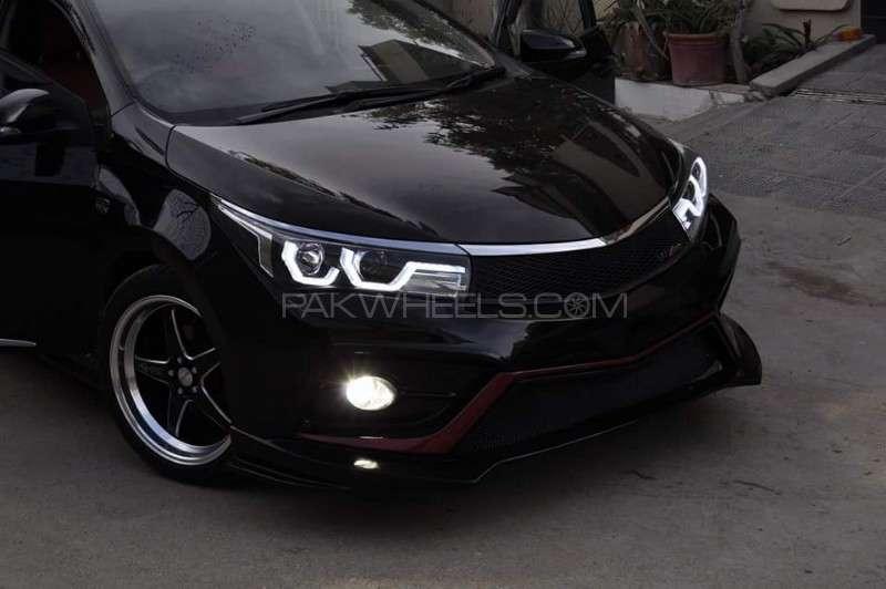 Toyota Corolla Altis Automatic 1 6 2015 For Sale In