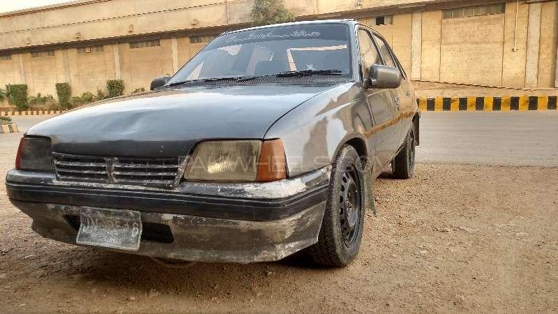 Daewoo Racer 1993 Image-7