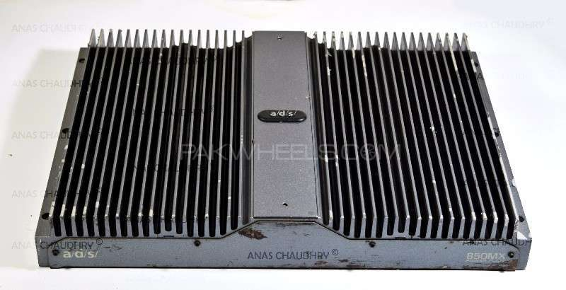 ads 850mx Old School Amplifier Image-1