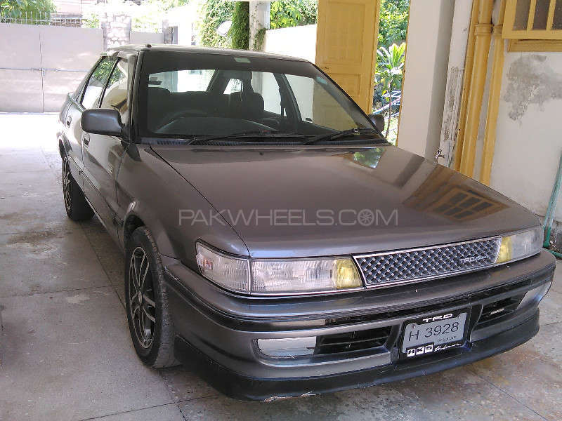 Toyota Corolla Se Limited 1990 For Sale In Peshawar Pakwheels