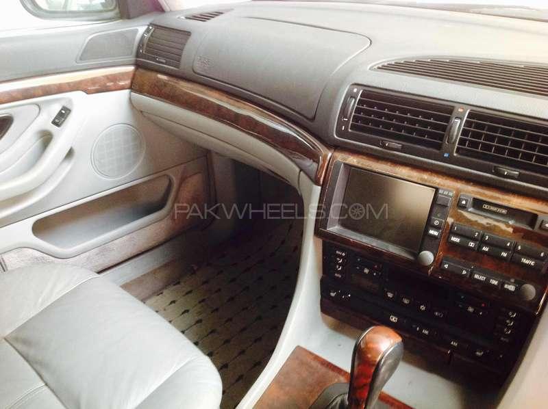 BMW 7 Series 740i 2000 Image-8