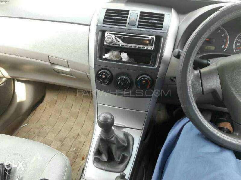 Toyota Corolla XLi VVTi 2009 Image-8