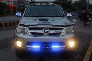 Toyota Hilux Vigo Champ G 2007 for Sale in Lahore