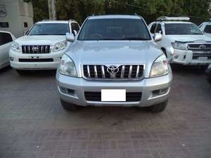 Toyota Prado TZ G 4.0 2007 for Sale in Karachi