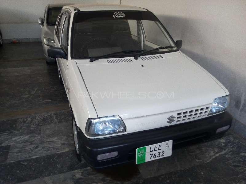 Suzuki Mehran VXR Euro II (CNG) 2014 Image-1