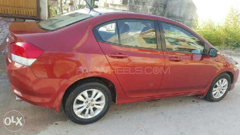Honda City Aspire 1.5 i-VTEC 2013 Image-3