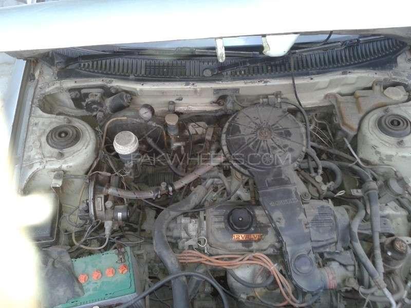 Mitsubishi Lancer GL 1993 Image-4