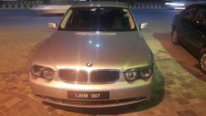 BMW 7 Series 730d 2004 for Sale in Lahore