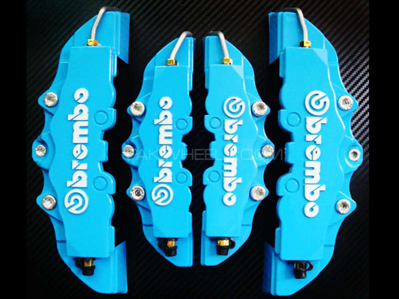 Brembo Cover Blue Large - PA10 Image-1