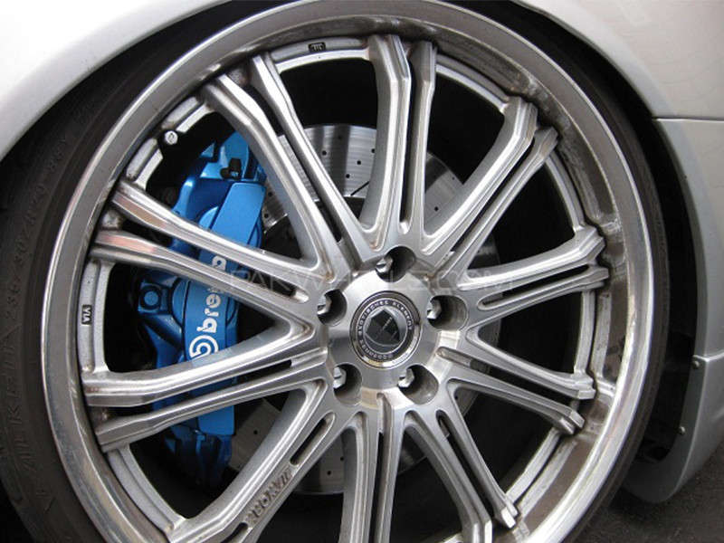 Brembo Cover Blue Small - PA10 Image-1