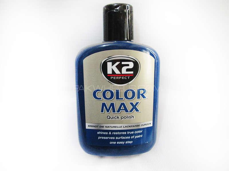 K2 COLOR MAX 200ml Blue - PA10 Image-1