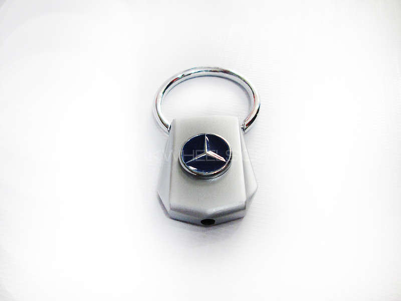 Key Chain Mercedes Pure Metal - PA10 Image-1