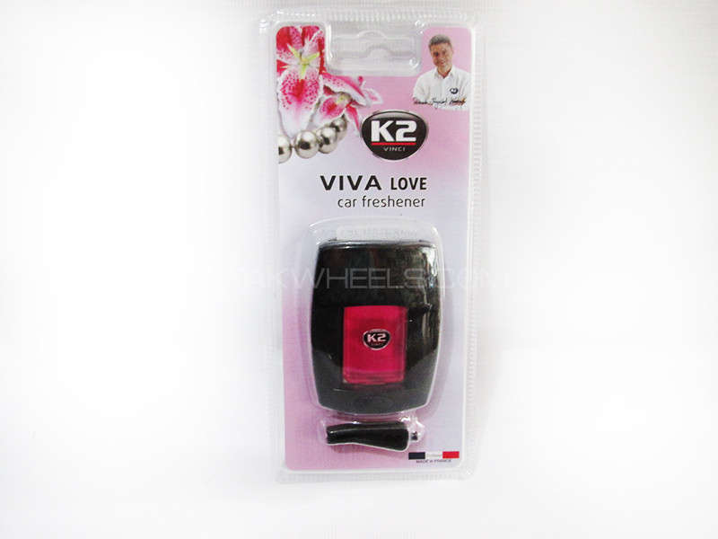 Viva Love - Air Freshener - A/C grill -K2- PA10 Image-1