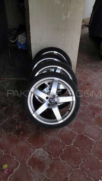 17inch rims & tyres Image-1