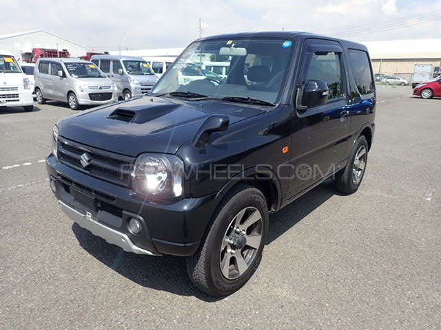 Suzuki Jimny Cc For Sale In Karachi