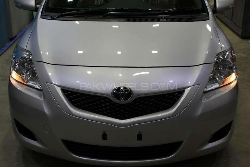 Toyota Belta 2012 Image-1