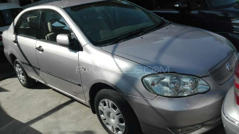 toyota corolla gli 1 3 2006 for sale in rawalpindi pakwheels. Black Bedroom Furniture Sets. Home Design Ideas