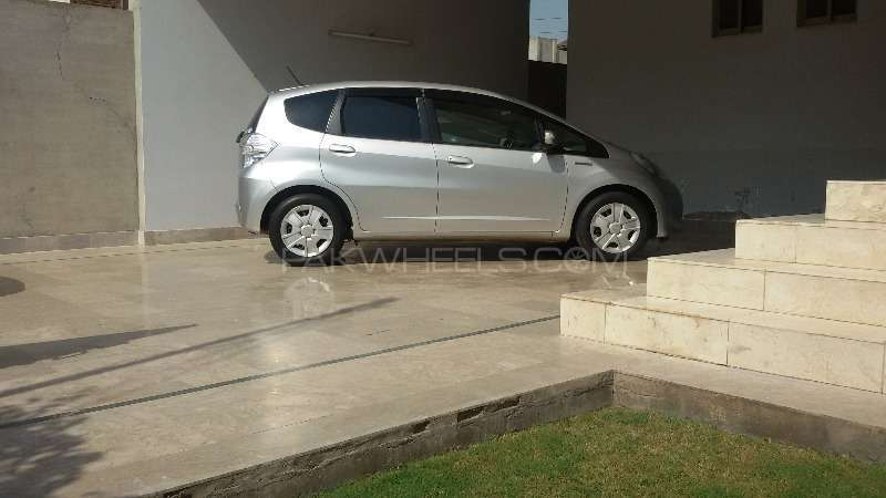 Honda Fit L Smart Style Edition 2013 Image-1