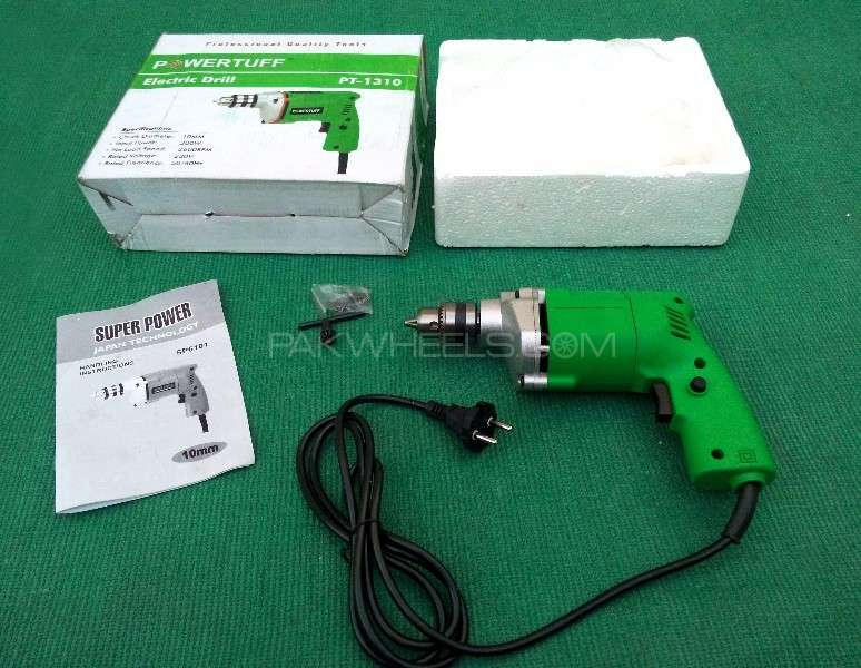 Imported Brand New Pure Copper Electric Drill Machine Image-1
