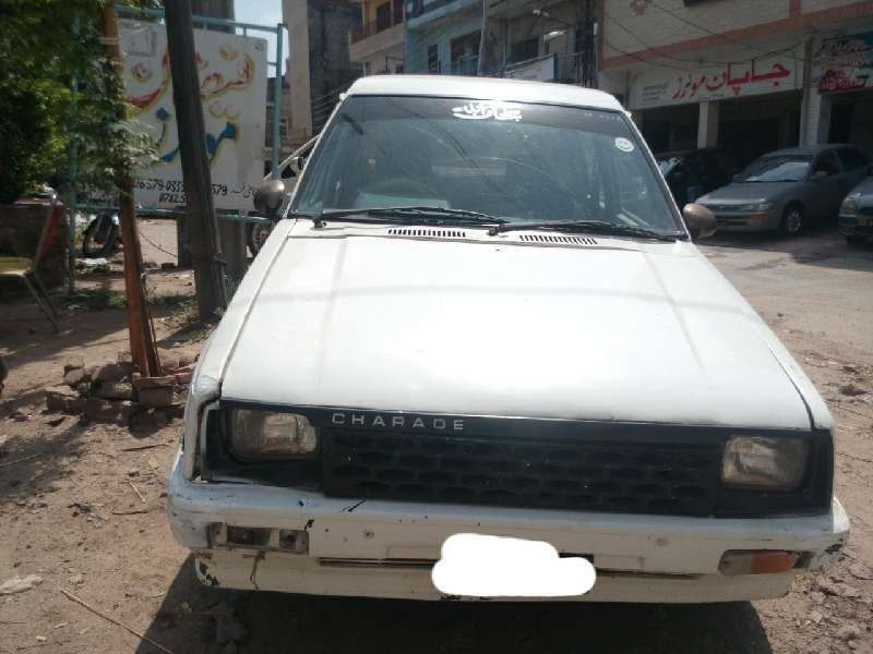 Daihatsu Charade CL 1984 Image-1