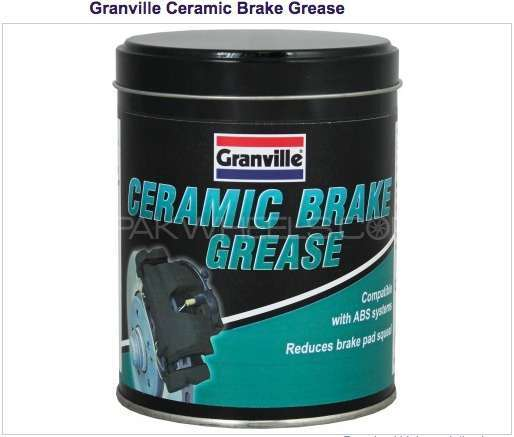 Granville Ceramic Brake Grease Image-1