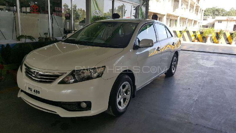 Toyota Allion A15 G Package 2010 Image-1