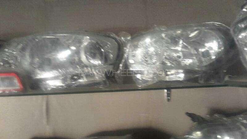 nissan days headlights pair Image-1