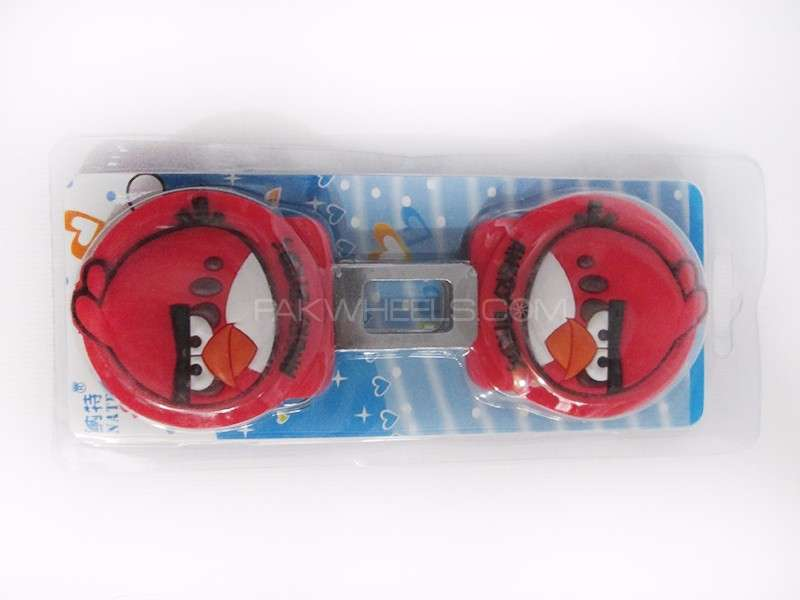 Seat Belt Buckle Angry Bird - PA10 Image-1
