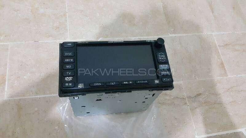 Toyota DvD player,  Image-1