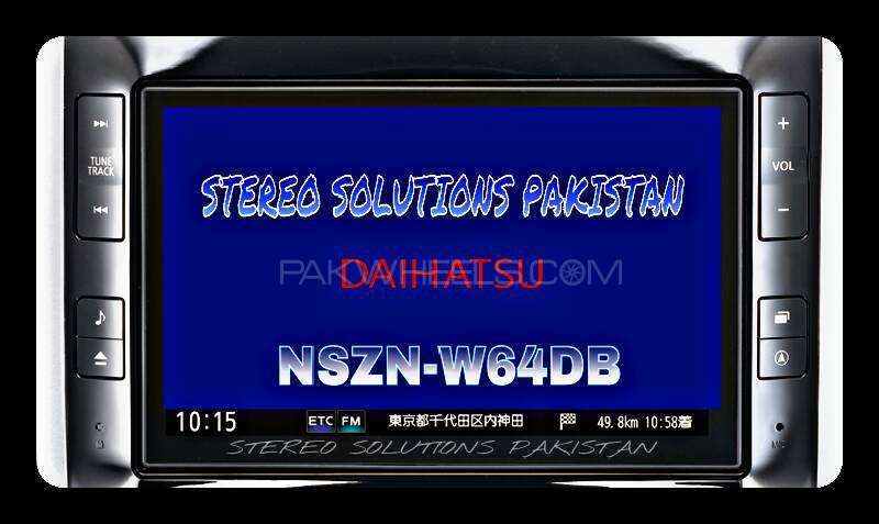 NSZN-W64DB DAIHATSU SD CARD SOFTWARE AVAILABLE.  Image-1
