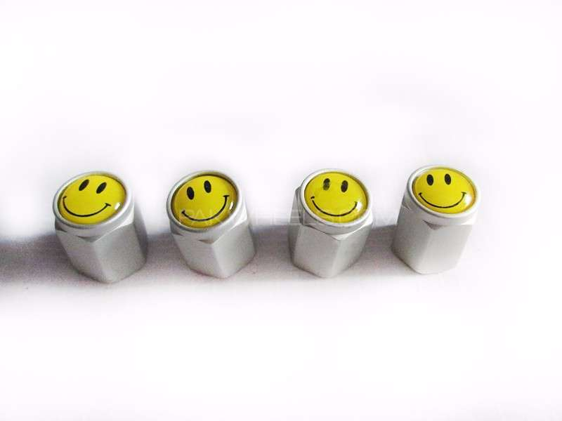 Tyre Nozzle Cap Smile - PA10 Image-1