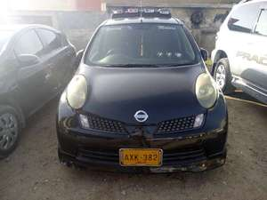Nissan March 2006 for Sale in Karachi
